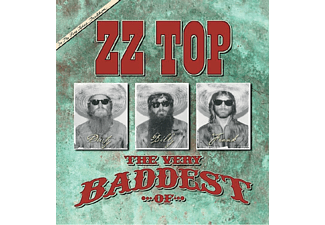 ZZ Top - The Very Baddest Of ZZ Top CD