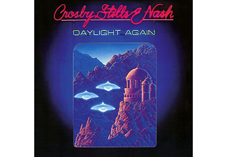 Crosby, Stills & Nash - Daylight Again - Expanded & Remastered (CD)