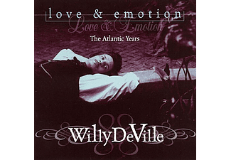 Willy DeVille - Love And Emotion - The Atlantic Years (CD)