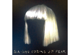 Sia 1000 Forms Of Fear Pop CD
