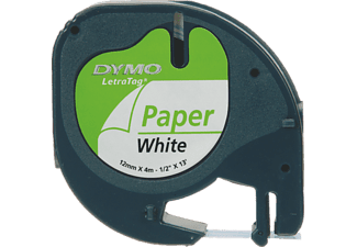 DYMO LT 12 mm Papier Wit (S0721510)