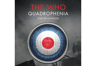 The Who - Quadrophenia-Live In London (2-Cd) - (CD)
