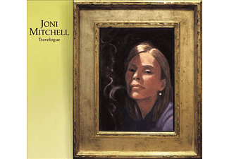 Joni Mitchell - Travelogue - Deluxe Edition (CD)
