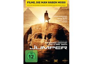 Jumper Science Fiction DVD