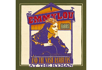 Emmylou Harris - Live At The Ryman (CD)