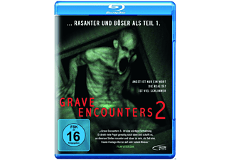 Grave Encounters 2 - (Blu-ray)