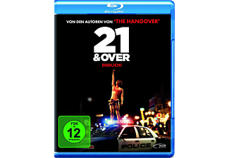 21 & OVER - (Blu-ray)