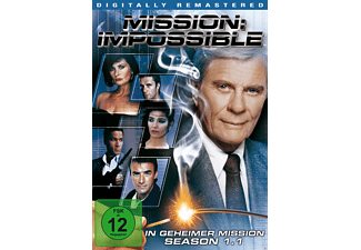 Mission: Impossible - In geheimer Mission - Season 1.1 - (DVD)