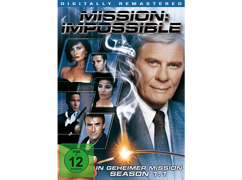 Mission: Impossible - In geheimer Mission - Season 1.1 [DVD]