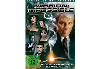 Mission: Impossible - Season 1.2 - (DVD)