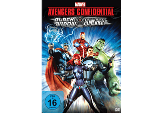 Avengers Confidential: Black Widow & Punisher - (DVD)