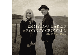 Emmylou Harris & Rodney Crowell - Old Yellow Moon (CD)