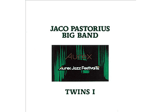 Jaco Pastorius Big Band - Twins I - Aurex Jazz Festival 1982 (CD)