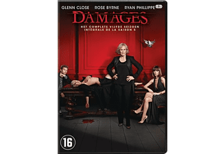 Damages - Seizoen 5 | DVD