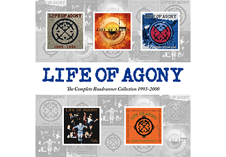 Life of Agony - The Complete Roadrunner Collection 1993-2000 (CD)