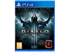 Diablo III Reaper of Souls -  Ultimate Evil Edition PlayStation 4