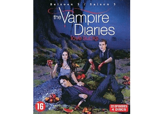 The Vampire Diaries - Seizoen 3 | Blu-ray