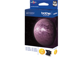 BROTHER LC-1220Y Geel