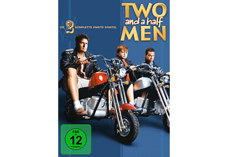 Two And A Half Men: Mein Cooler Onkel Charlie -  Staffel 2 - (DVD)
