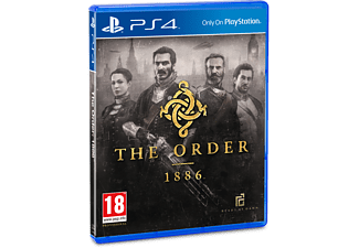 The Order 1886 PlayStation 4