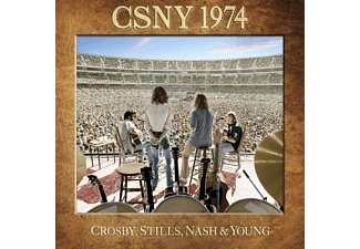 Crosby, Stills, Nash & Young - Csny 1974 - (CD + DVD)