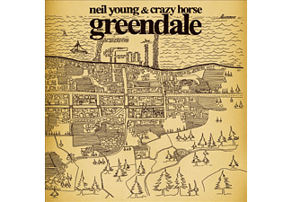 Neil Young & Crazy Horse - Greendale (CD)