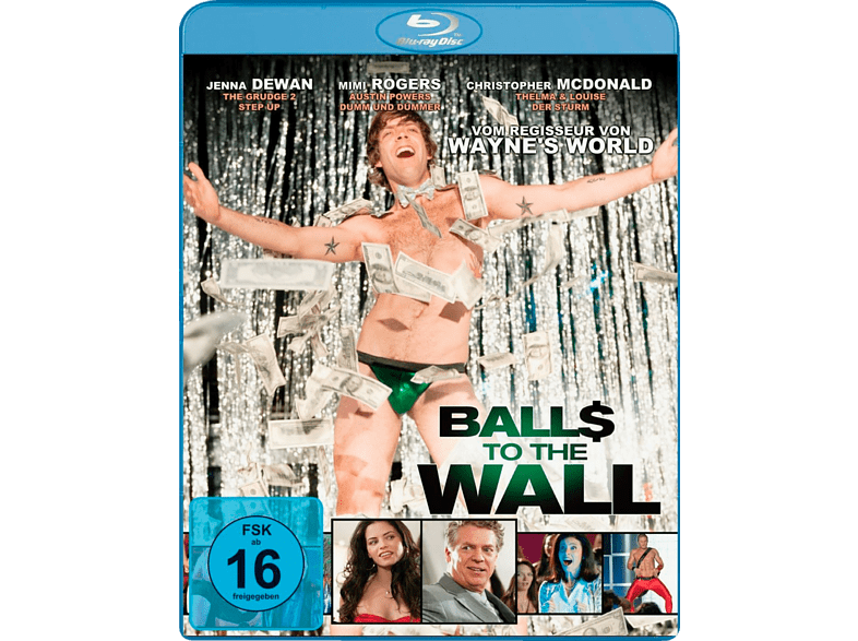 Balls To The Wall [Blu-ray]