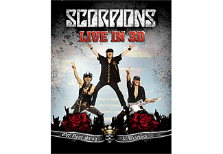 Scorpions - Get Your Sting and Blackout Live In 3D (3D Blu-ray)