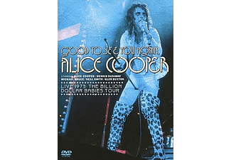 Alice Cooper - Good To See You Again (DVD)