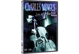 Charles Mingus - Live At Montreux 1975 (DVD)