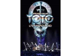 Toto - 35th Anniversary - Live in Poland (DVD)