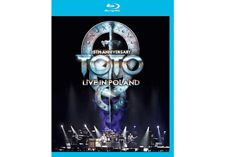 Toto - 35th Anniversary - Live in Poland (Blu-ray)