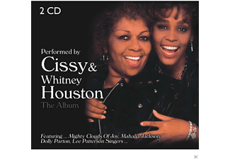 Houston, Cissy / Houston, Whitney - The Album - (CD)