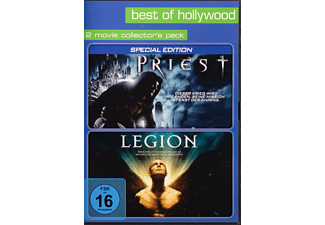 Priest / Legion (Best Of Hollywood) - (DVD)