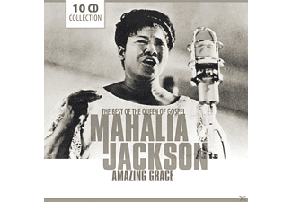 Mahalia Jackson - Amazing Grace - The Best Of The Queen Of Gospel - (CD)
