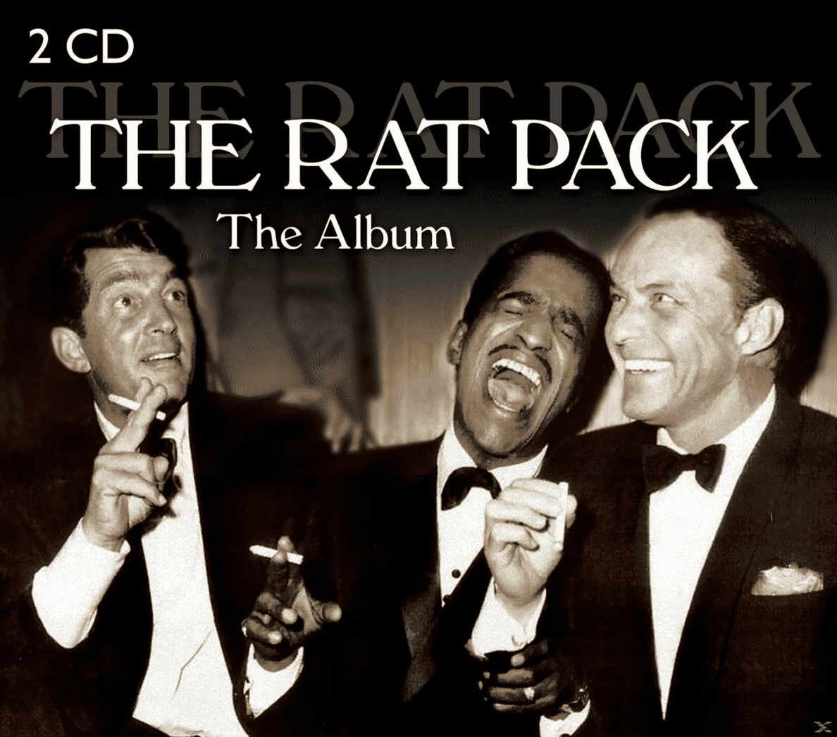 The Album Frank Sinatra, Dean Martin, Sammy Davis Jr. auf CD