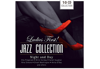 VARIOUS - Ladies First! Jazz Collection (10 Cd's) - (CD)