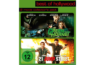 21 Jump Street / The Green Hornet (Best Of Hollywood) - (Blu-ray)