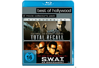 Total Recall / S.W.A.T. - Die Spezialeinheit (Best Of Hollywood) - (Blu-ray)
