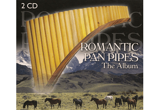VARIOUS - Romantic Panipe-The Album - (CD)