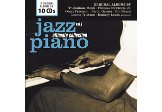 VARIOUS - Ultimate Jazz Piano Collection Vol.1 - (CD)