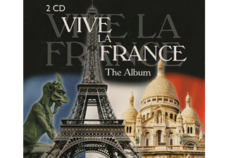 VARIOUS - Vive La France - The Album - (CD)