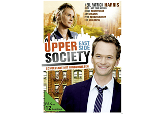 Upper East Side Society - Schulstart mit Hindernissen - (DVD)
