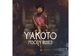 Y'akoto - Moody Blues - (CD)