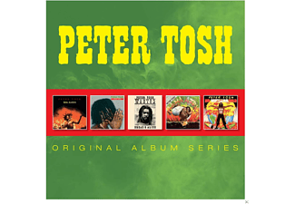 Peter Tosh - Original Album Series (5 Cd Box) - (CD)