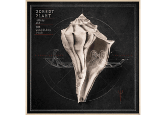 Robert Plant - Lullaby And...The Ceaseless Roar - (CD)
