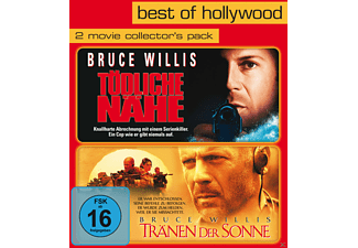 Tödliche Nähe / Tränen der Sonne (Best Of Hollywood) - (Blu-ray)