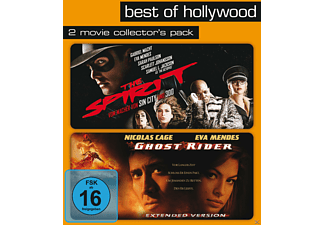 The Spirit / Ghost Rider (Best Of Hollywood) - (Blu-ray)