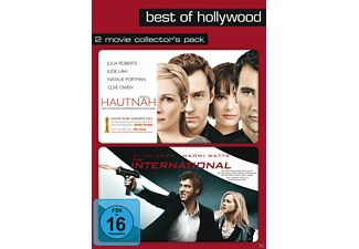 Hautnah / The International (Best Of Hollywood) - (DVD)