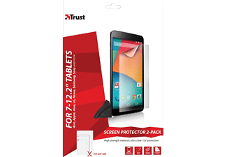 "TRUST Universal Screen Protector 2 pack for 7-12.2"" tablets - (19940)"